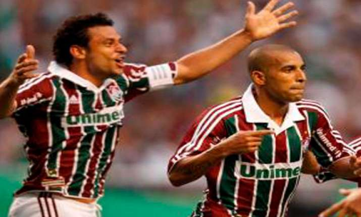 fluminense dominates brazilian league standings