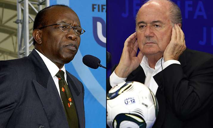 former fifa vp plans allegations against blatter