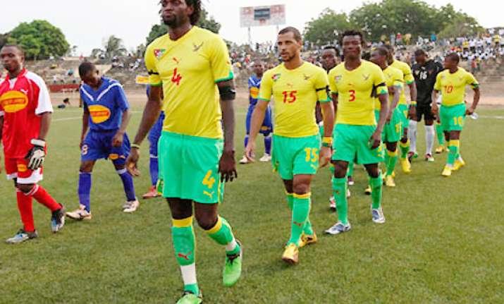 former togo goalkeeper among 6 dead in bus crash