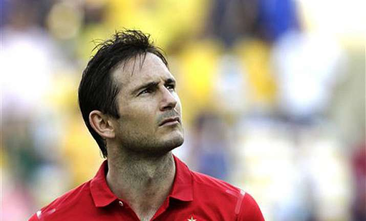 frank lampard retires from england duty at 36