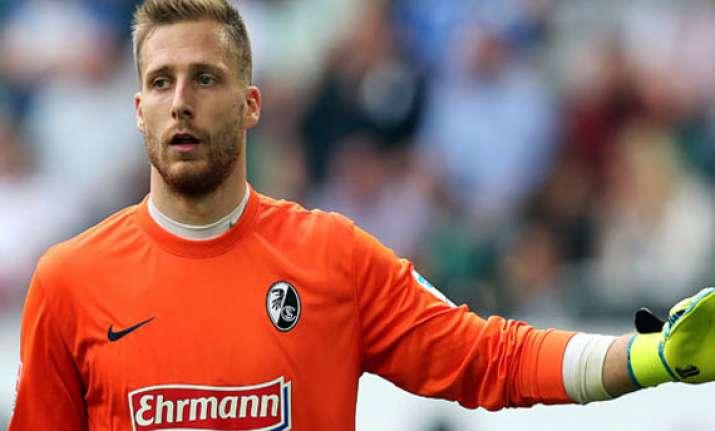 freiburg goalkeeper oliver baumann joins hoffenheim