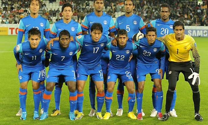 friendly against tajikistan will be tough say team india