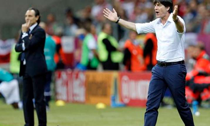 german coach feeling heat after euro 2012 exit