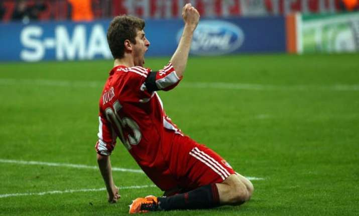 germany bundesliga bayern march on berlin suffer loss