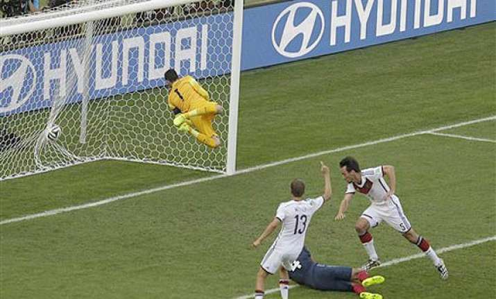 germany beats france 1 0 reaches world cup semis