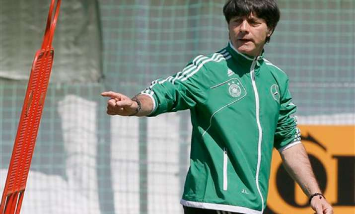 germany coach loew leaves politics to politicians