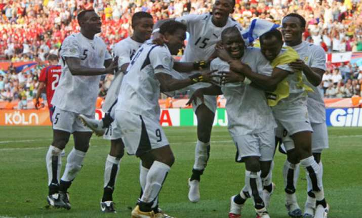 ghana seeks glory in african youth championship