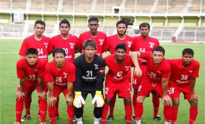 goan i league clubs to oppose team caps