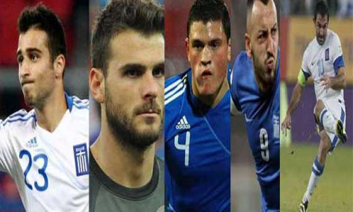 5 greece players to watch at the world cup