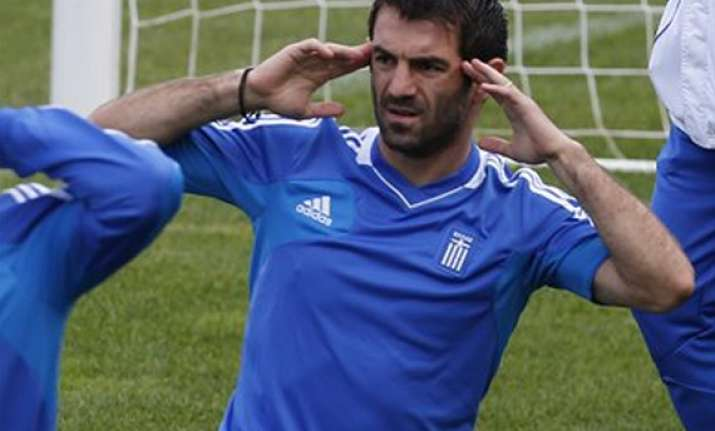 greece captain eyes record against russia
