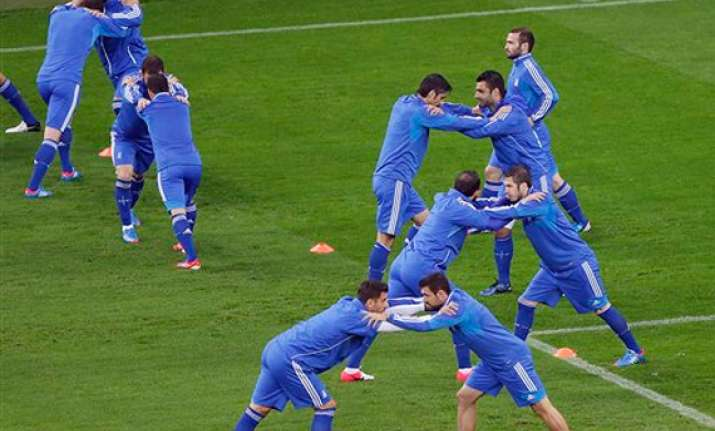 greece seeks to win germany s respect at euro 2012