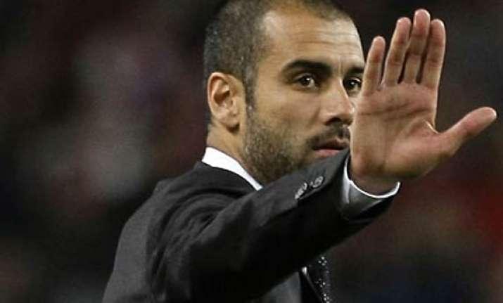 guardiola wants sanchez before fabregas
