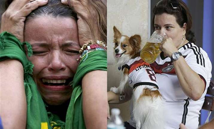 how germany shattered the brazilian dream