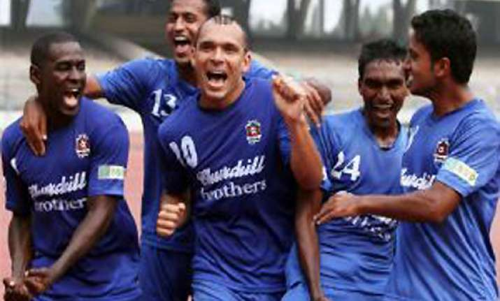 i league churchill brothers win title for second time