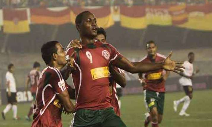 i league mumbai fc take on mohun bagan