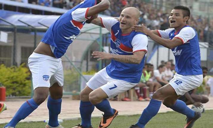 i league rooney stars as bengaluru fc down dempo