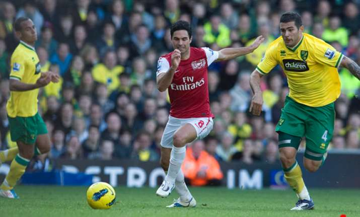 in form arsenal targets place in next round