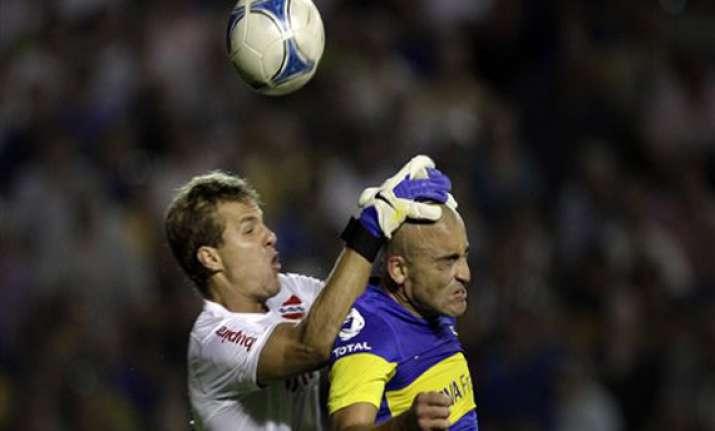 independiente stun boca juniors 5 4 in argentina