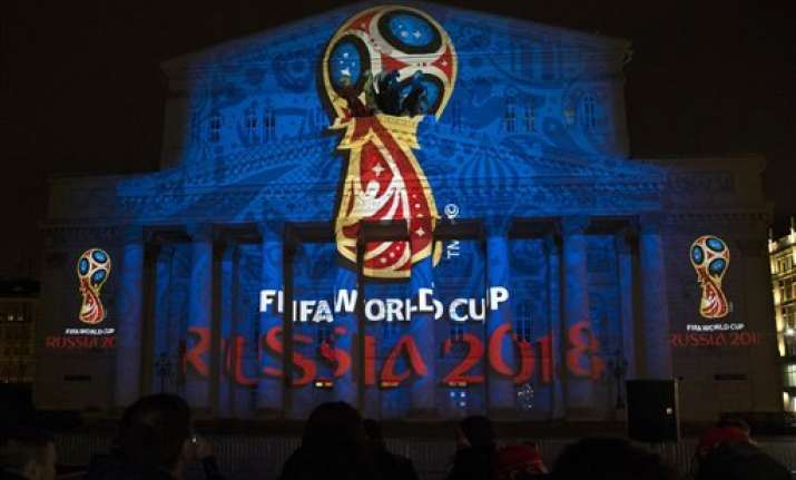 fifa cuts world cup video over crimea map