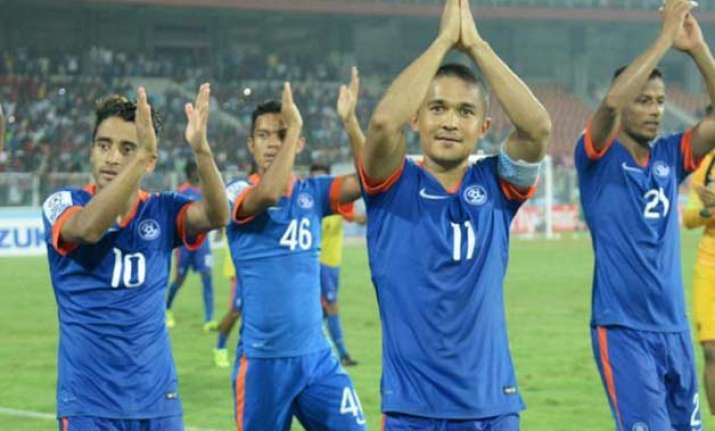 india rise three spots to 163rd in fifa rankings