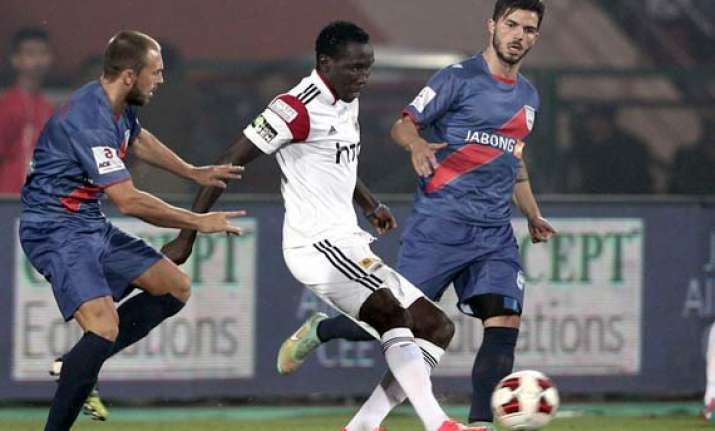 isl northeast united end isl campaign at the bottom of