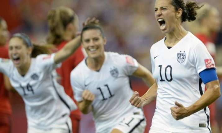 us heads to world cup final with 2 0 win over germany