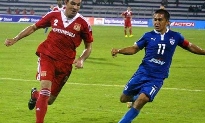 pune take on bengaluru in i league