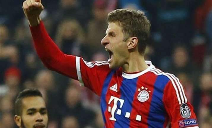 bayern routs shakhtar 7 0 in champions league
