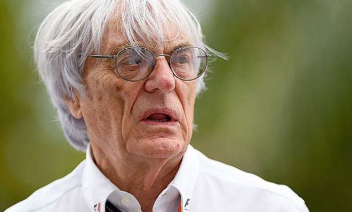 sepp blatter should remain fifa chief f1 boss ecclestone