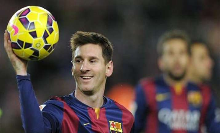 messi is the best footballer of all time manchester city s