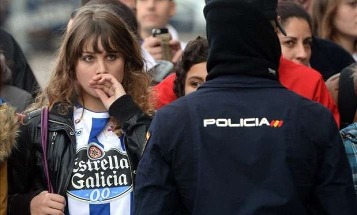 spain approves measures to eradicate football violence