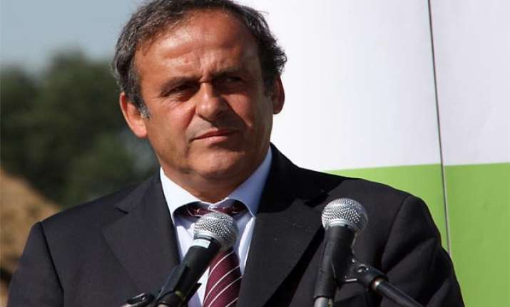 michel platini fifa led by blatter will always lack