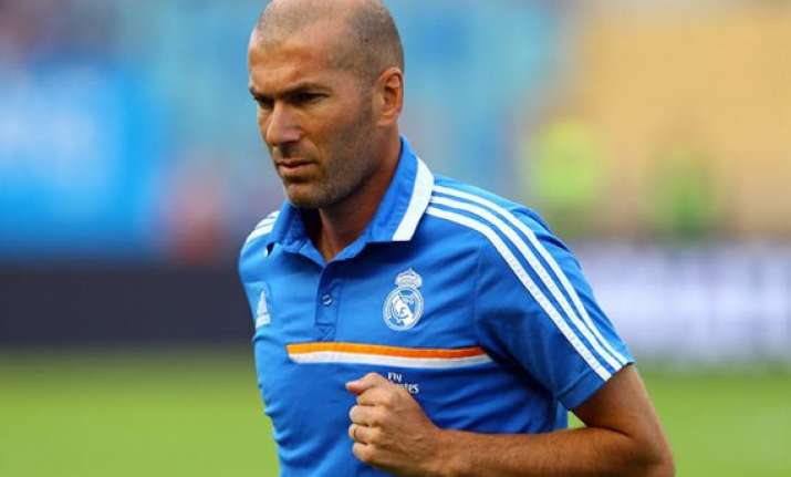 judge bans zidane from coaching at real madrid