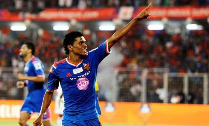 indian footballer makes debut at brazilian club