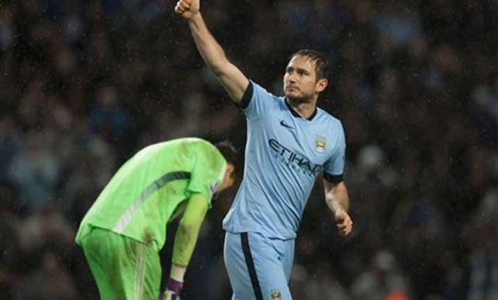 epl says lampard under contract at man city not ny city