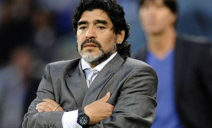 diego maradona s ex wife denounces him for fraud