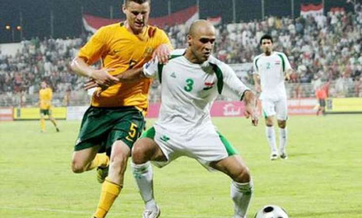 iraq olympic committee dissolves football body