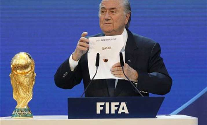 fifa says 2022 world cup final in qatar will be on dec. 18