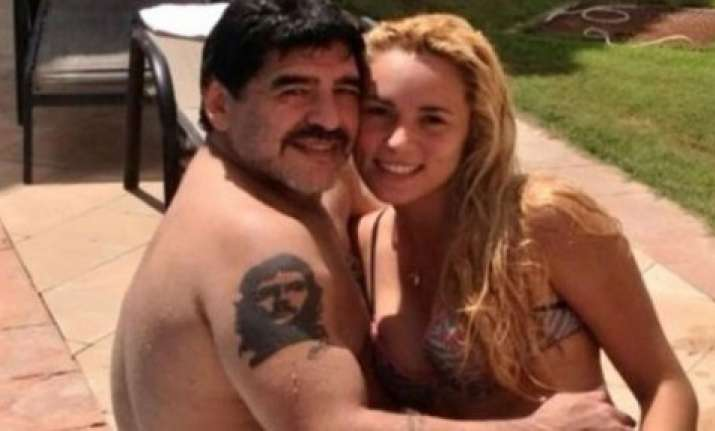 is legend diego maradona a psychopath... yes says his