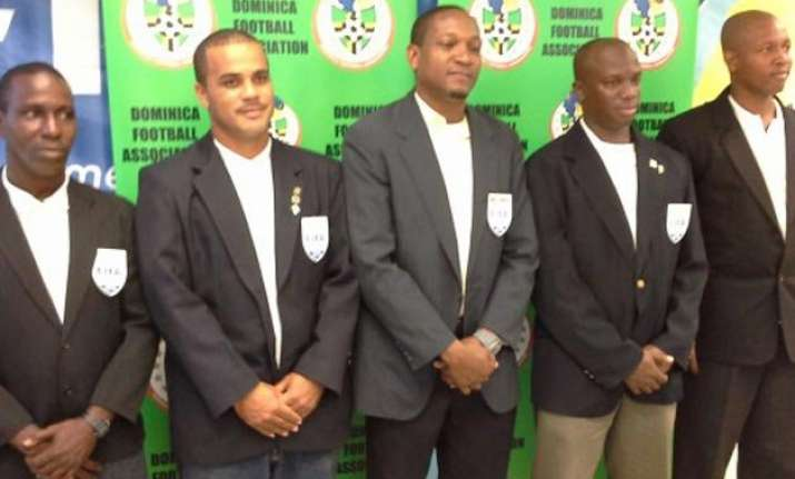 three dominican referees appointed as fifa officials