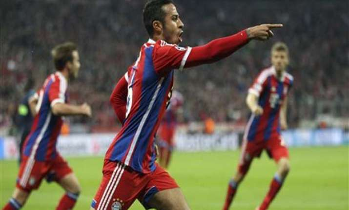 bayern routs porto 6 1 to reach champions league semifinals