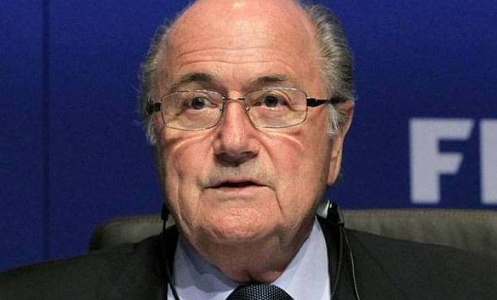 blatter joins fifa election race without naming nominees