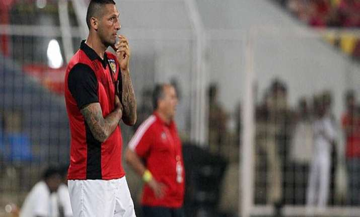 isl we are raring to go for first home match says materazzi