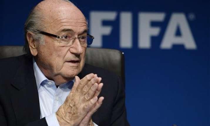 world cup bids inspector mulls blatter challenge
