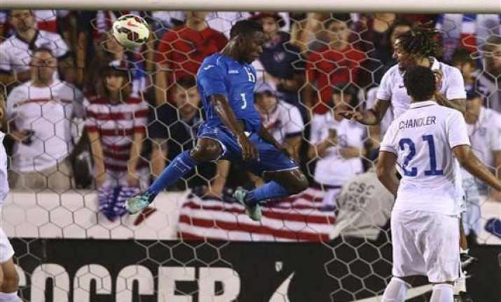 honduras scores late for 1 1 draw with us
