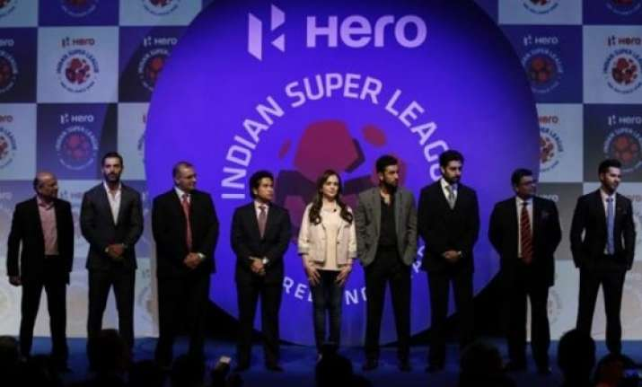 indian super league begins today