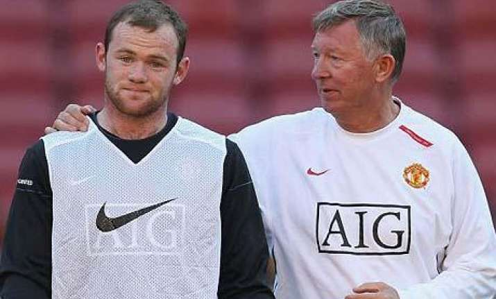 rooney wants to leave manchester united ferguson