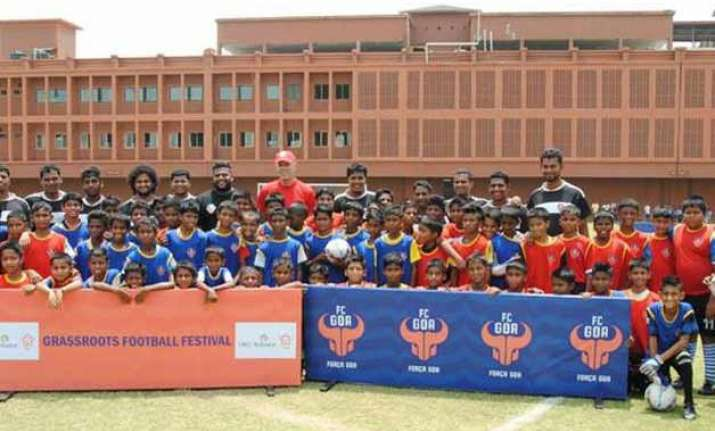 fc goa s grassroots programme reaches out to 20 000 children