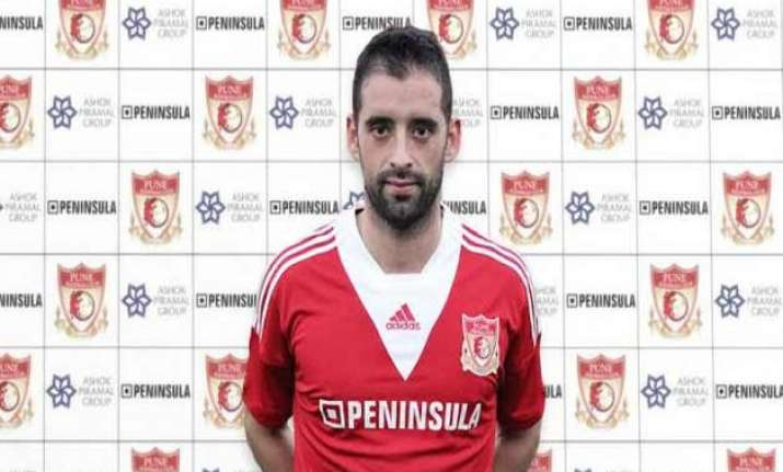 pune fc sign portuguese playmaker marcelino