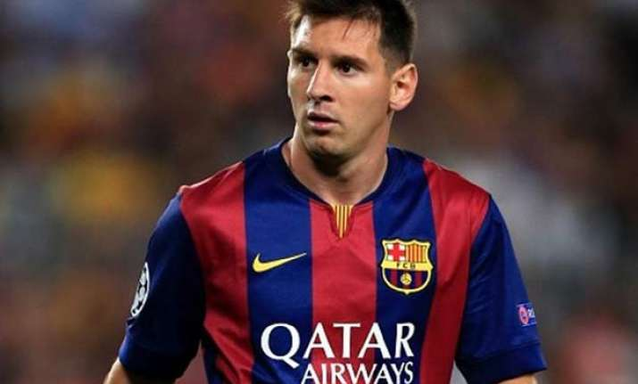 messi motivated to get back to his best